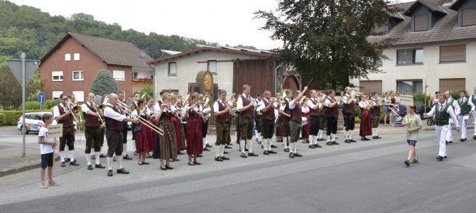Sommerfest der Blasmusik